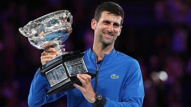 تصنيف التنس: ديوكوفيتش يواصل هيمنته.. وفيدرر يصعد إلى المركز الثالث