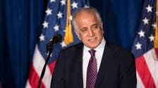 US envoy on Afghan peace heads back to the region
