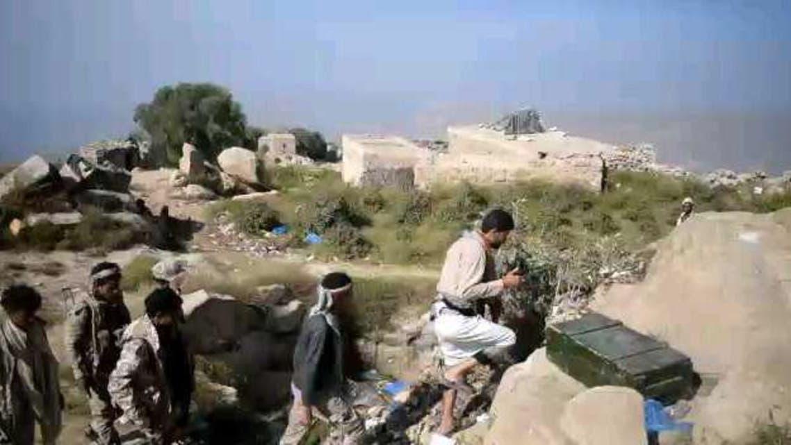 الجيش اليمني يتقدم