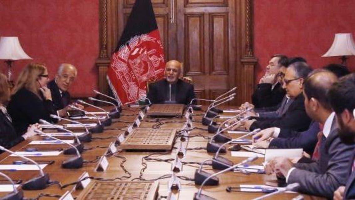 خلیلزاد جزییات مذاکرات دوحه را با رییسجمهوری افغانستان شریک ساخت