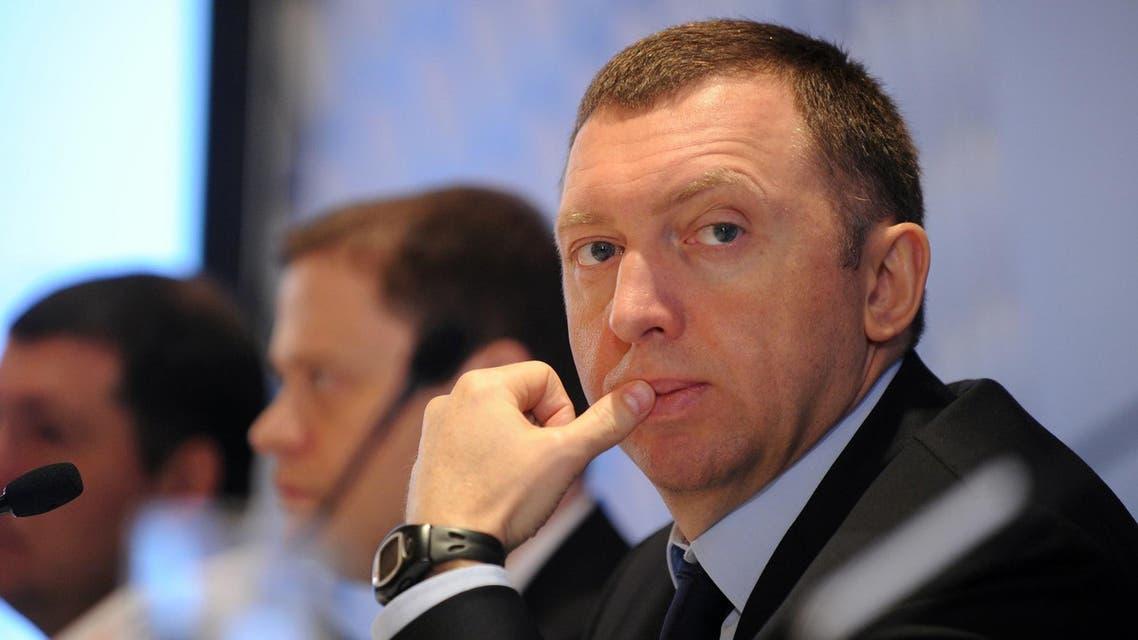 Oleg Deripaska (AFP)