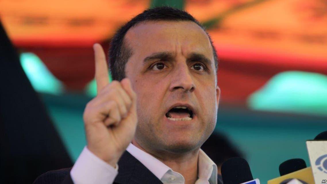 امرالله صالح: قانون اساسی، حاکمیت ملی و استقلال در مذاکرات صلح هرگز قابل بحث نیستند