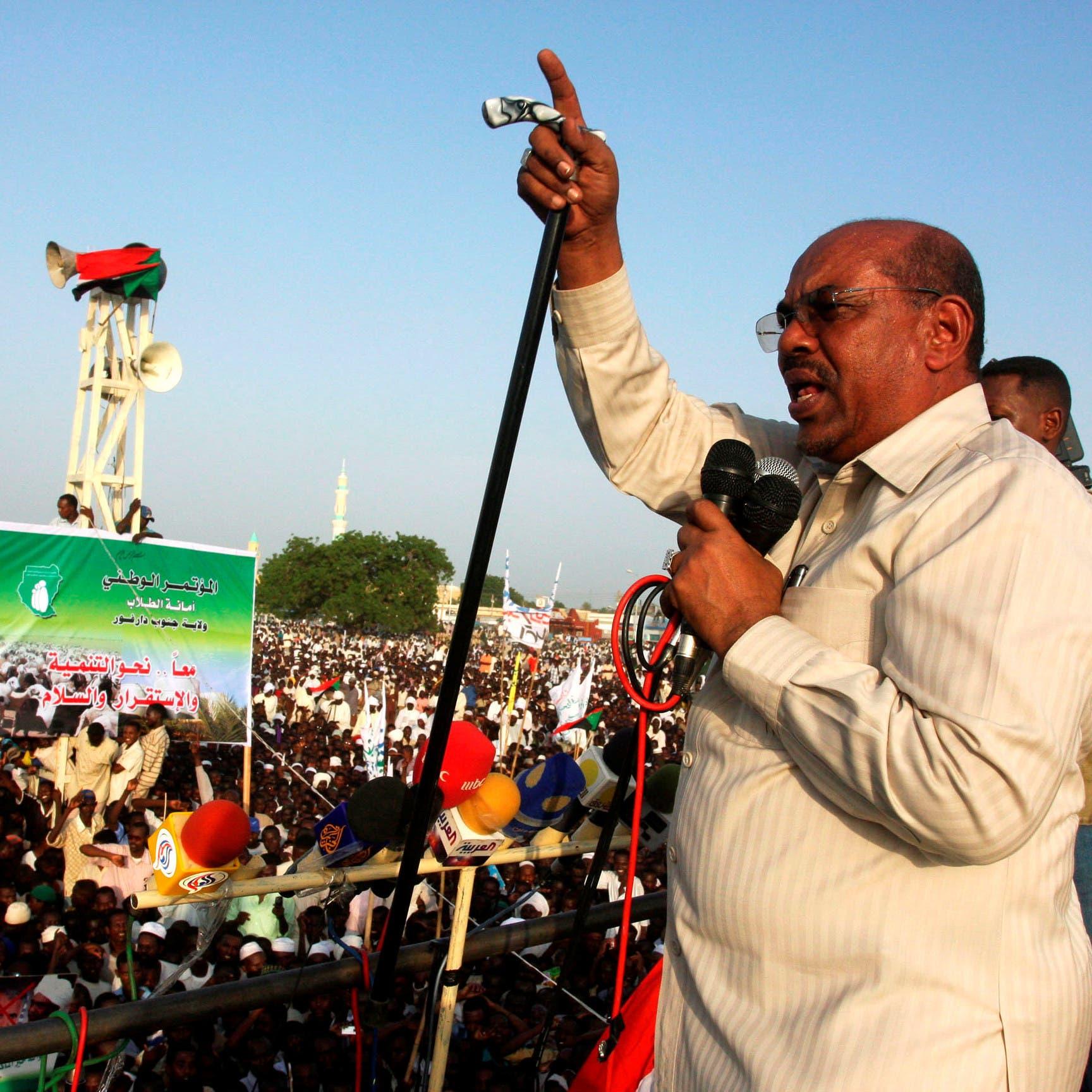 السودان.. البشير يمدد وقف إطلاق النار في ولايتين
