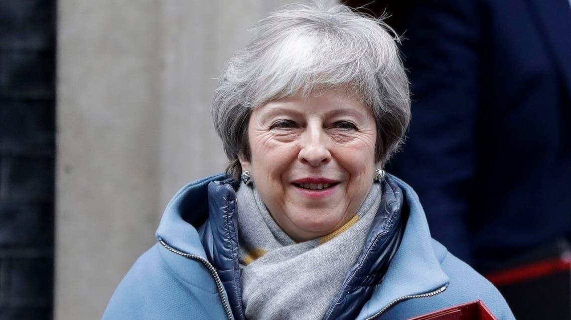 Prime Minister Theresa May (AP)
