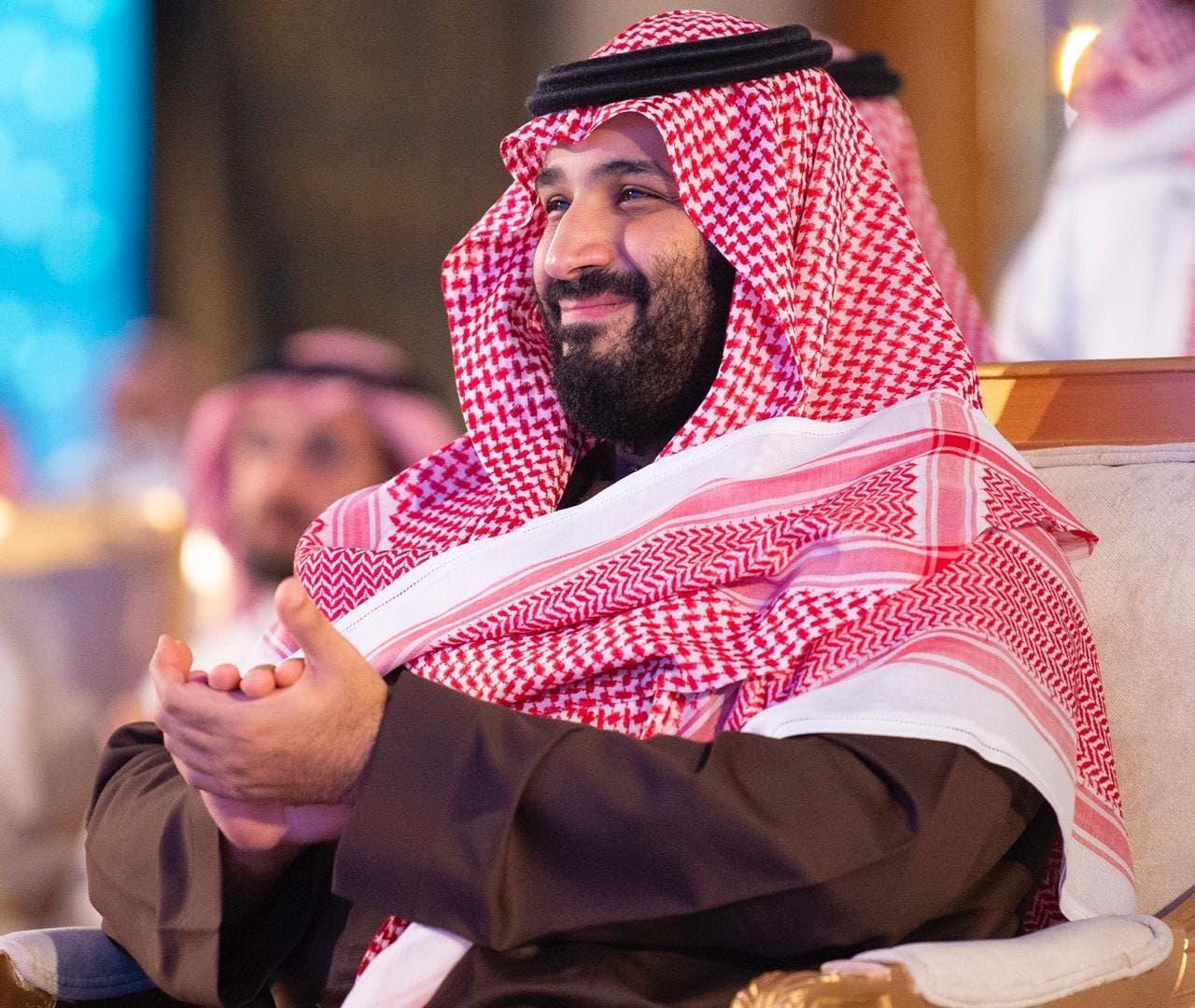 حضر #ولي_العهد_السعودي