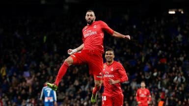 مدرب ريال مدريد: عشاق كرة القدم يحبون مشاهدة بنزيمة