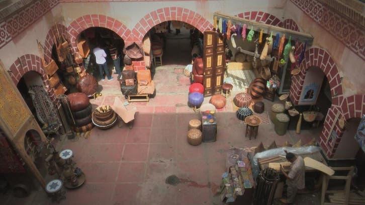 أسواق مراكش الشعبية وجهة الملايين من السياح سنويا