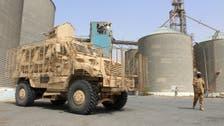الحوثيون يجددون استهداف الصوامع ومخازن الغذاء بالحديدة