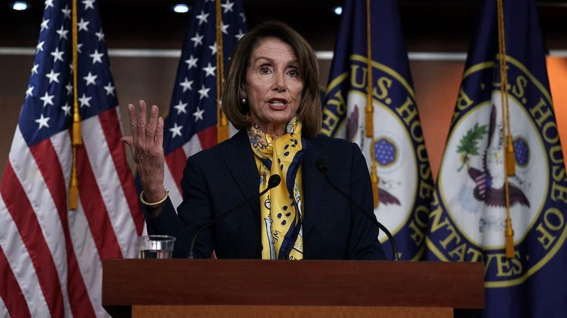 Nancy Pelosi (AFP)