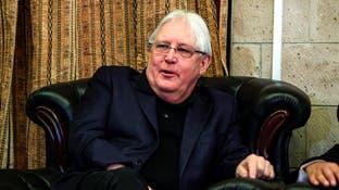 غريفثس يدعو لعدم ربط اتفاق السلام الشامل بتنفيذ اتفاق الحديدة