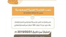 """""""الغذاء والدواء"""" السعودية تحدد كمية الملح في خبز الطعام"""