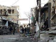30 غارة للنظام السوري وروسيا على معرة النعمان.. وسقوط قتلى