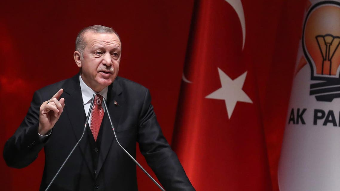 Turkish authorities on Wednesday issued arrest warrants for 63 suspects, most of them military pilots, allegedly linked to a 2016 failed coup attempt. (File photo: AFP)