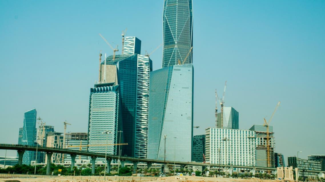 المركز المالي الرياض