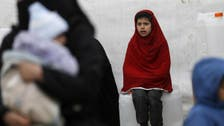 Children, babies dying from cold at camp in northeast Syria