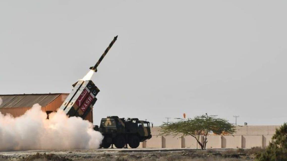 Pakistan Nasr Missile