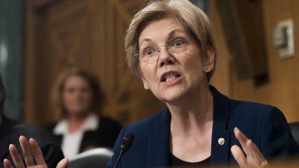 Elizabeth Warren (AFP)