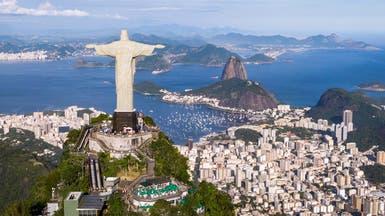 """ريو دي جانيرو اختبرت طقساً """"غير اعتيادي"""" لسبب جغرافي"""