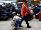 كورونا يخفض حركة السفر الجوي الدولية في الصين 70%