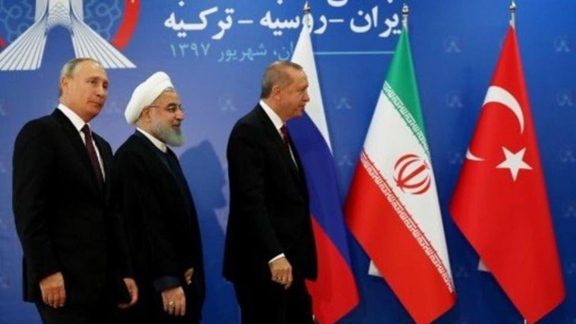 اجلاس سه جانبه سران روسیه، ایران و ترکیه در تدارک برای نشست آستانه درباره سوریه