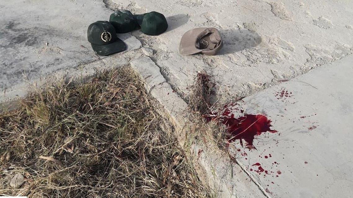 شش کشته و زخمی در حمله مسلحانه بر مقر سپاه در نیکشهر ایران