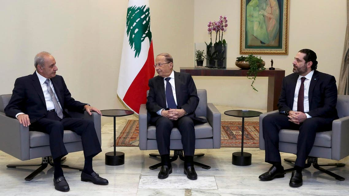 Lebanon's new Cabinet has held its first meeting and the country's leaders vowed to deal with the political and economic challenges the country faces. (File photo: AP)