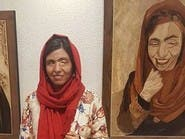 ضحايا الأسيد.. معرض لأعمال من رحم المعاناة في طهران