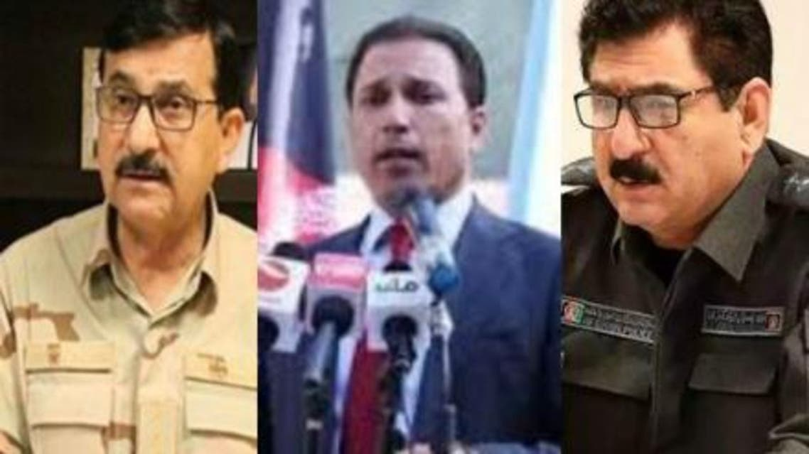 دو معاون و یک رییس از وزارت داخله افغانستان برکنار شدند
