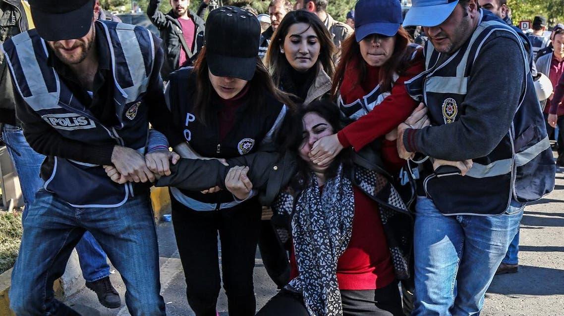Turkey Kurdish Sebahat Tuncel (AFP)