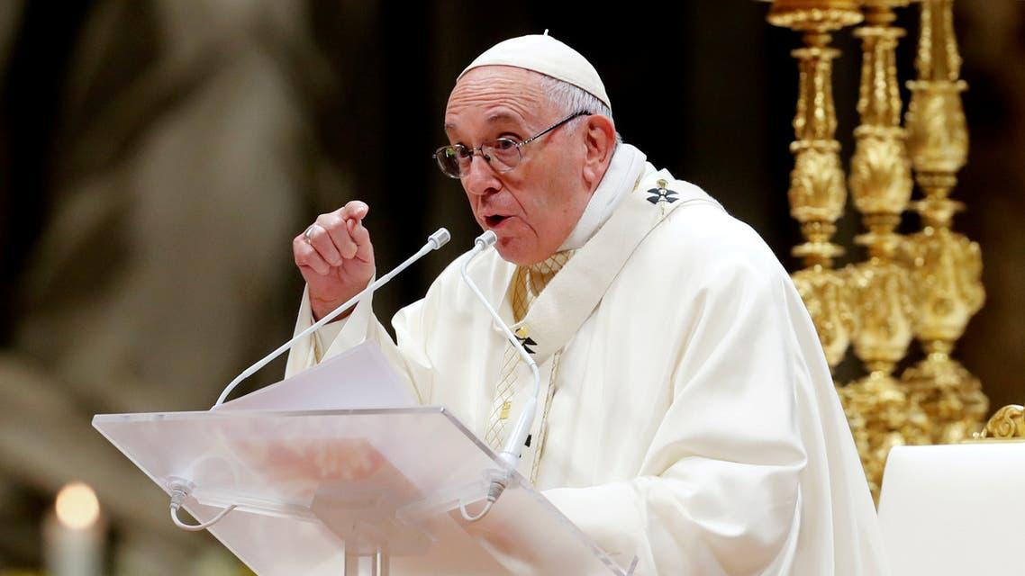 البابا فرانسيس فرنسيس pope francis