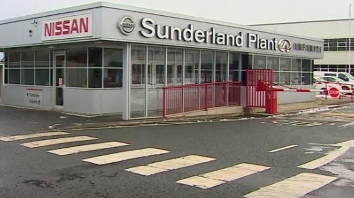 Nissan Sunderland, England (Reuters)