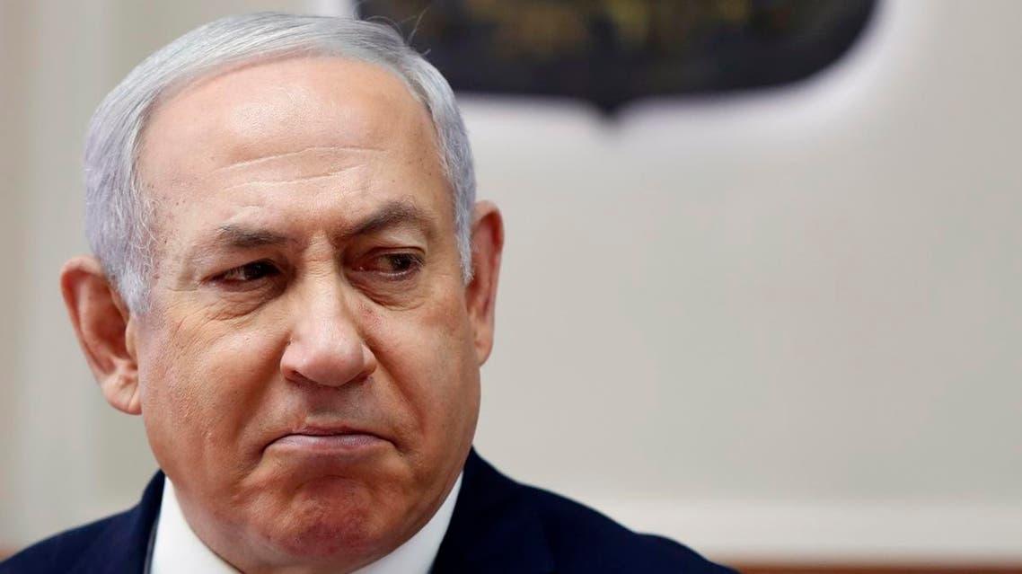 Prime Minister Benjamin Netanyahu (AFP)