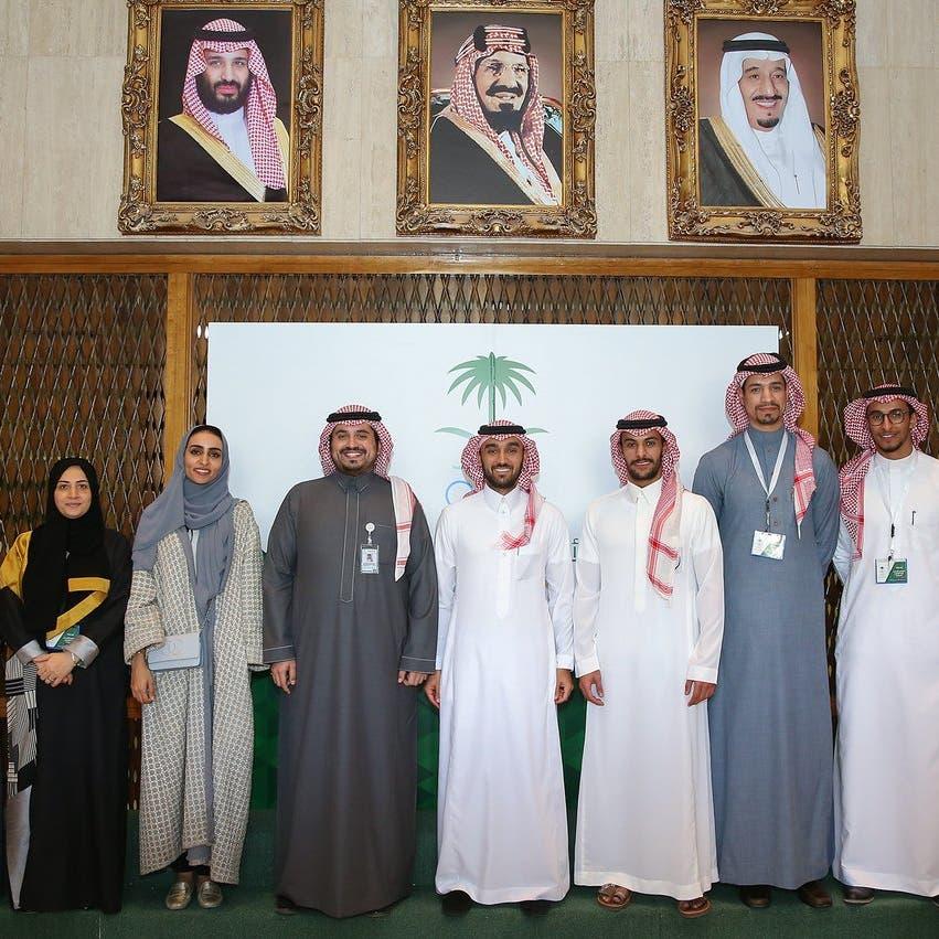 7 لاعبين ولاعبات يفوزون بعضوية لجنة الرياضيين السعودية
