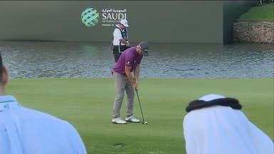 جونسون وهاوتونغ لي يتنافسان على البطولة السعودية للغولف