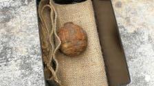 Bomb de terre: WWI grenade found in French potato shipment
