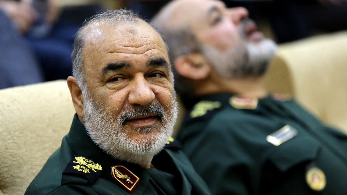 Hossein Salami, warned Europe against forcing Iran into boosting the range of its missiles by trying to halt their development. (File photo: AFP)