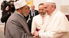 Grand Imam of al-Azhar al-Sharif arrives in the UAE