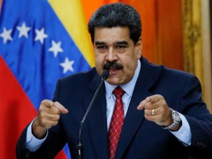 الخزانة الأميركية تفرض عقوبات على 5 مقربين من مادورو
