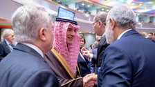 Al-Jubeir: We look forward to withdrawal of foreign forces from Syria