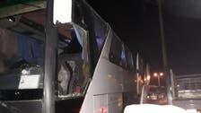 عراق : مسلح افراد کا ایرانی زائرین کی وین پر حملہ