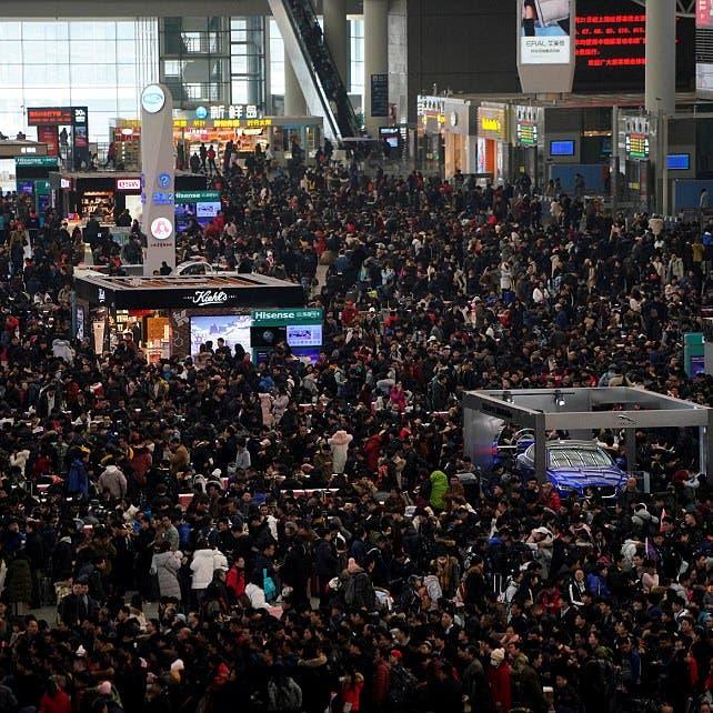 موسم السفر الصيني.. الهجرة البشرية الأكبر عالميا
