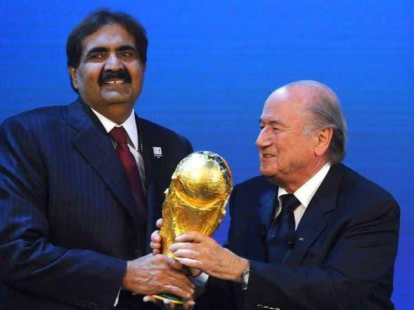 البريطانيون يرفضون استضافة قطر للمونديال