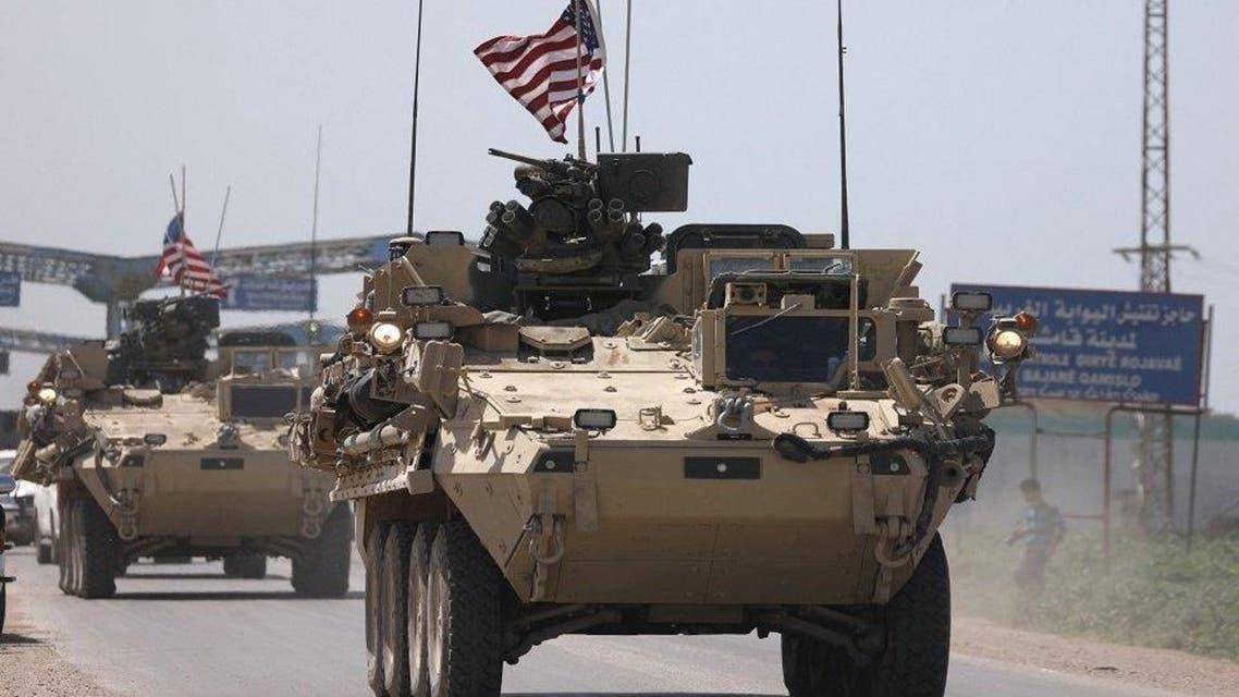 القوات الأمريكية-سوريا