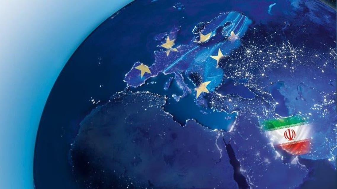 إيران أوروبا