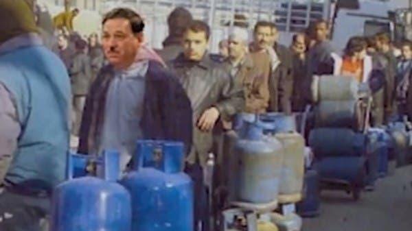 قصة وزير سوري يقف في الطوابير ليحصل على أنبوبة غاز!