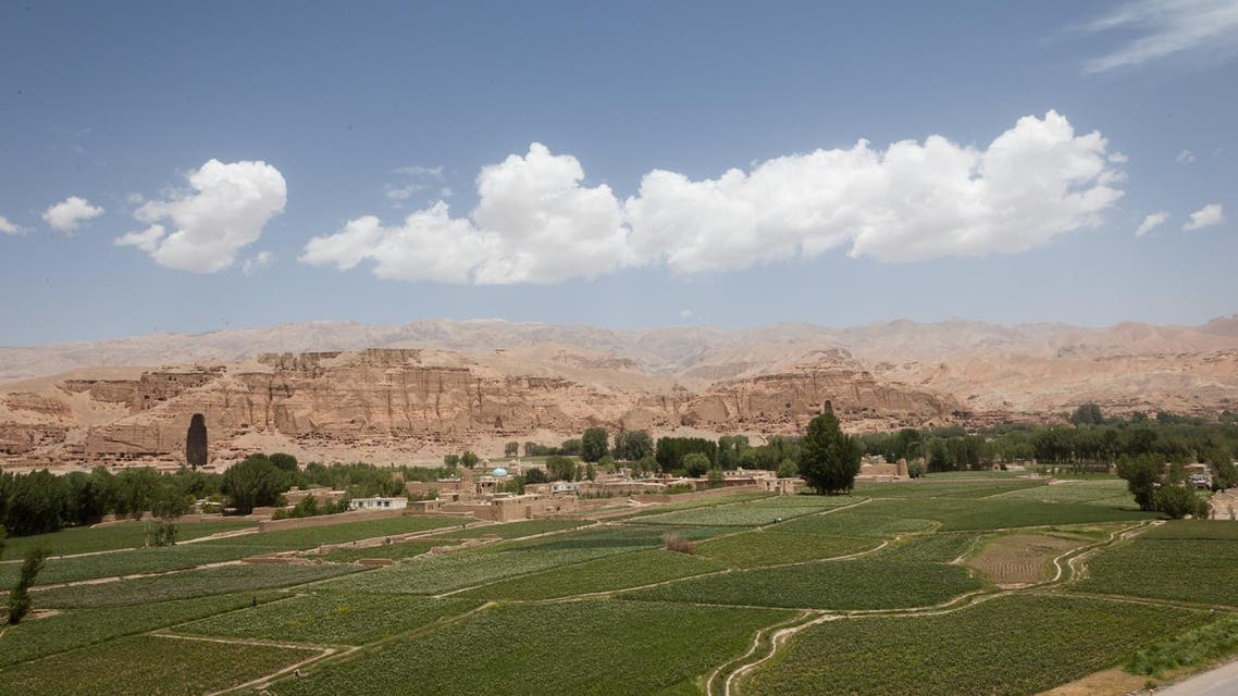 Bamyan is better known for the Buddhist masterpieces carved into the side of a mountain. (Georg Schaumberger)