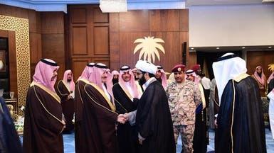 إمارة الشرقية تحتضن مائة شخصية من أهالي العوامية