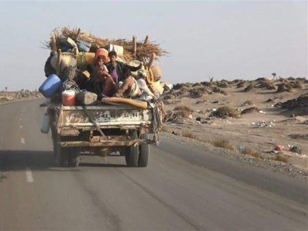 هجوم حوثي يستهدف الأحياء السكنية جنوب الحديدة