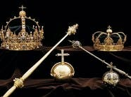 مجوهرات تعود للعائلة الملكية السويدية وجدت بالقمامة!