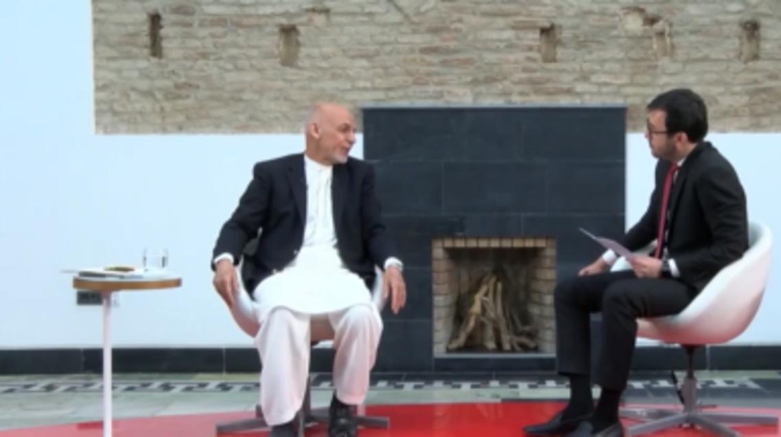 رییسجمهوری افغانستان: شرکتکنندهگان نشست مسکو صلاحیت اجرایی ندارند